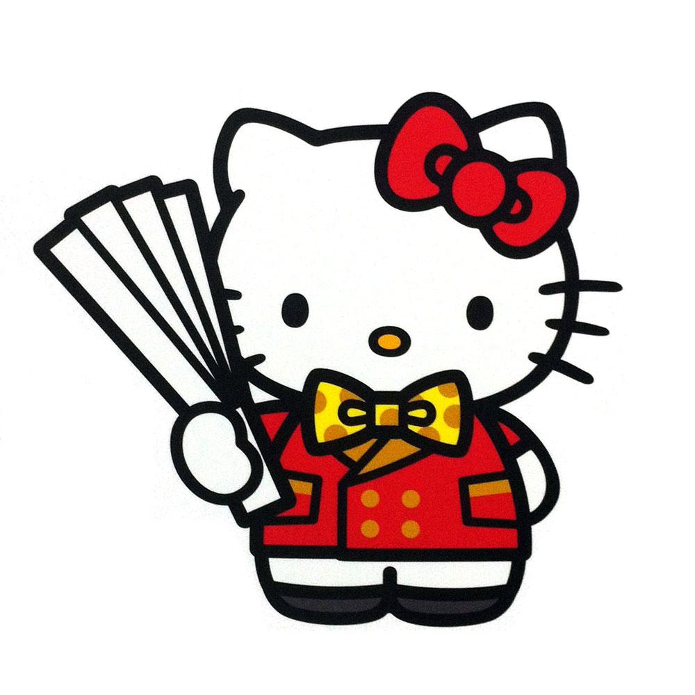 1000x1000 Hello Kitty Show Has Dour Insurance Brokers Squealing Kawaii