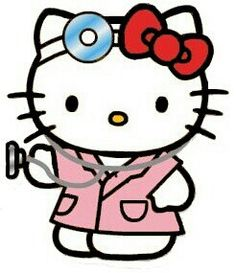 236x273 Nurse Clipart Hello Kitty