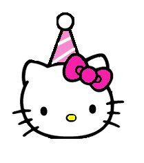 209x236 Hello Kitty Birthday Cards Free Vector Kitty For Free About 35