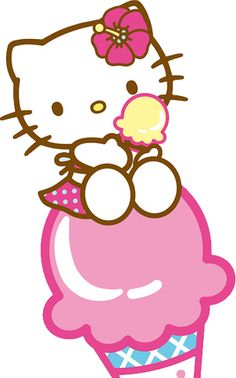236x378 Hello Kitty Border Clip Art Hello Kitty Cupcake