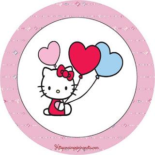 320x320 Hello Kitty Free Printable Mini Kit. Oh My Fiesta! In English