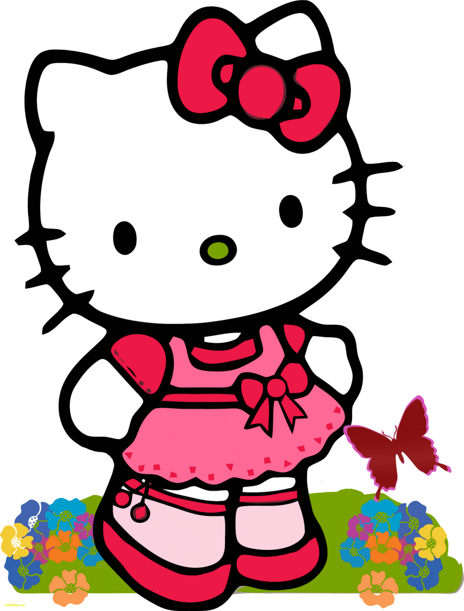 1600x2106 Hello Kitty Pictures Hello Kitty With Balloons Free Download Clip