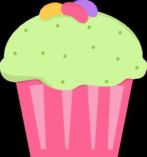 300x319 Jelly Bean Cupcake Art Cupcakes Jelly Beans, Clip