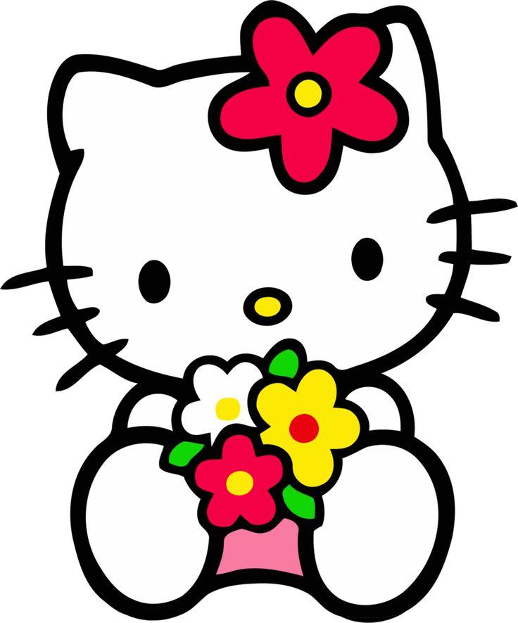 736x885 Hello Kitty Balloons Clip Art Clipart Jpg