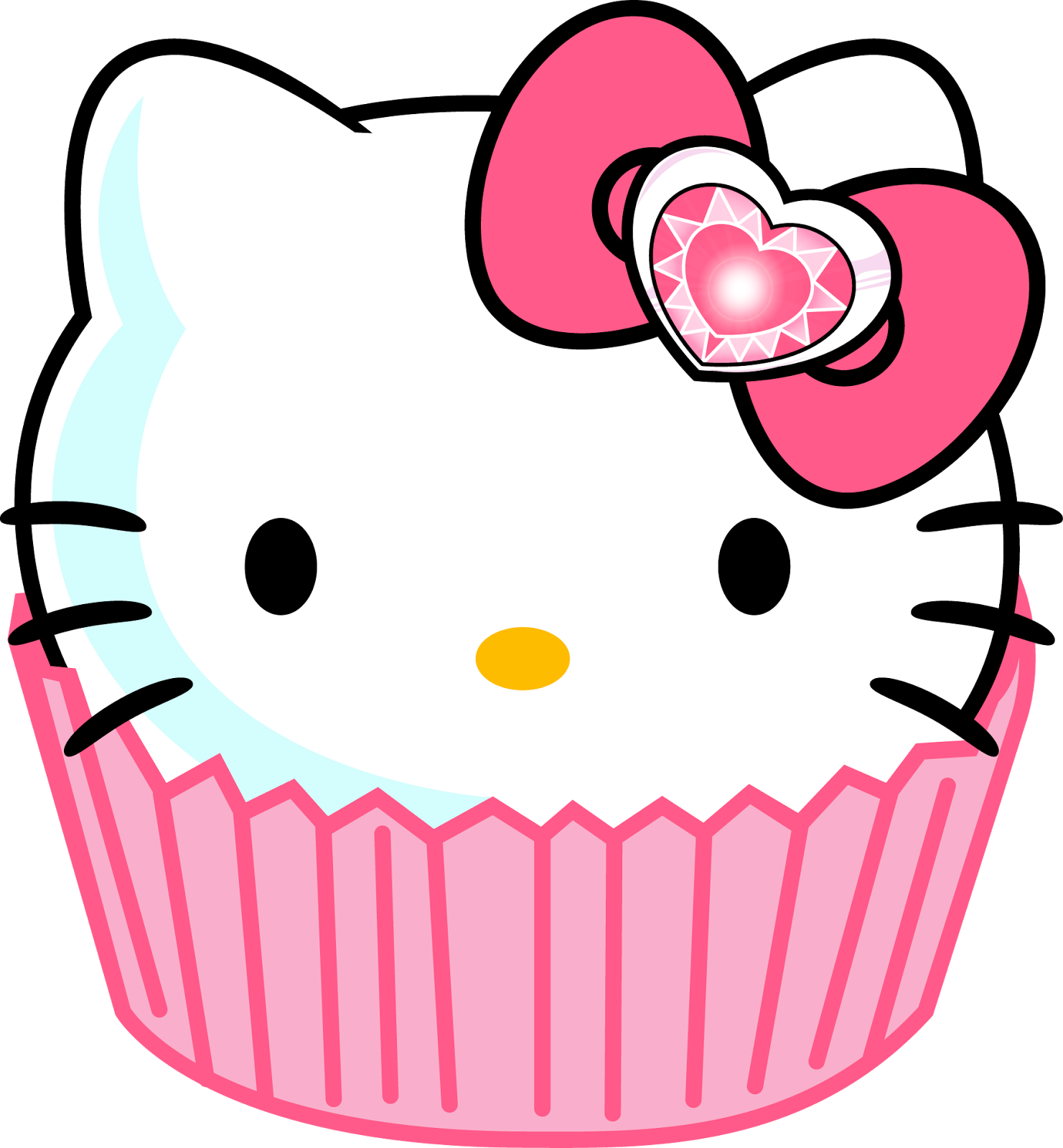 1481x1600 Hello Kitty Hello Kitty Face. Things To Wear