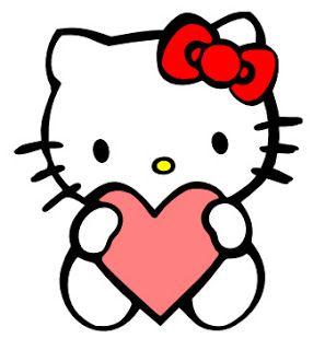 297x320 Broken Heart Clipart Hello Kitty