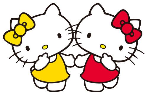 500x331 Free Clip Art Of Hello Kitty Clipart 0