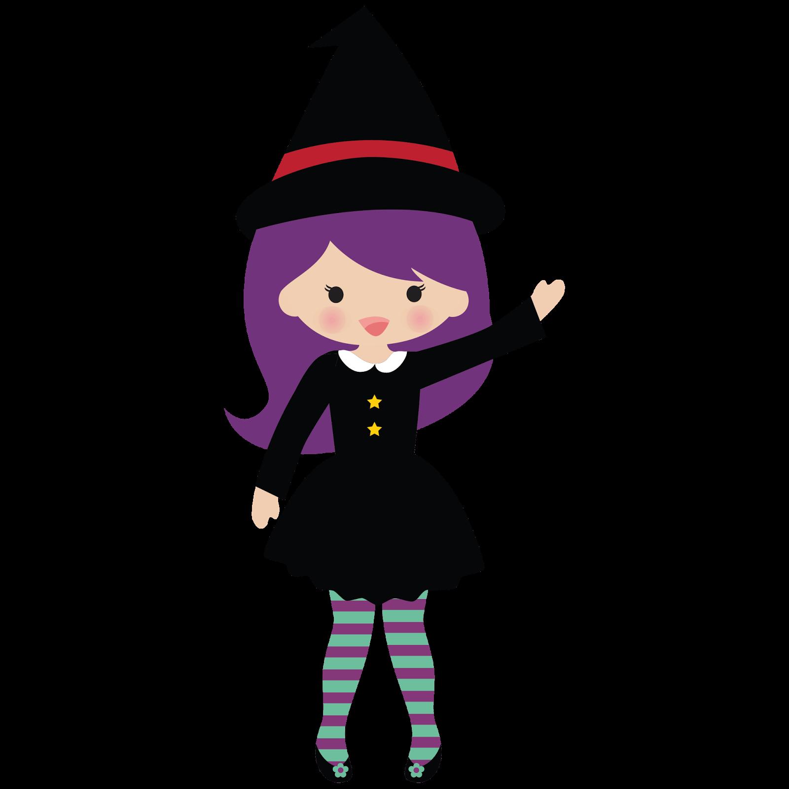1600x1600 Halloween Girl Cliparts