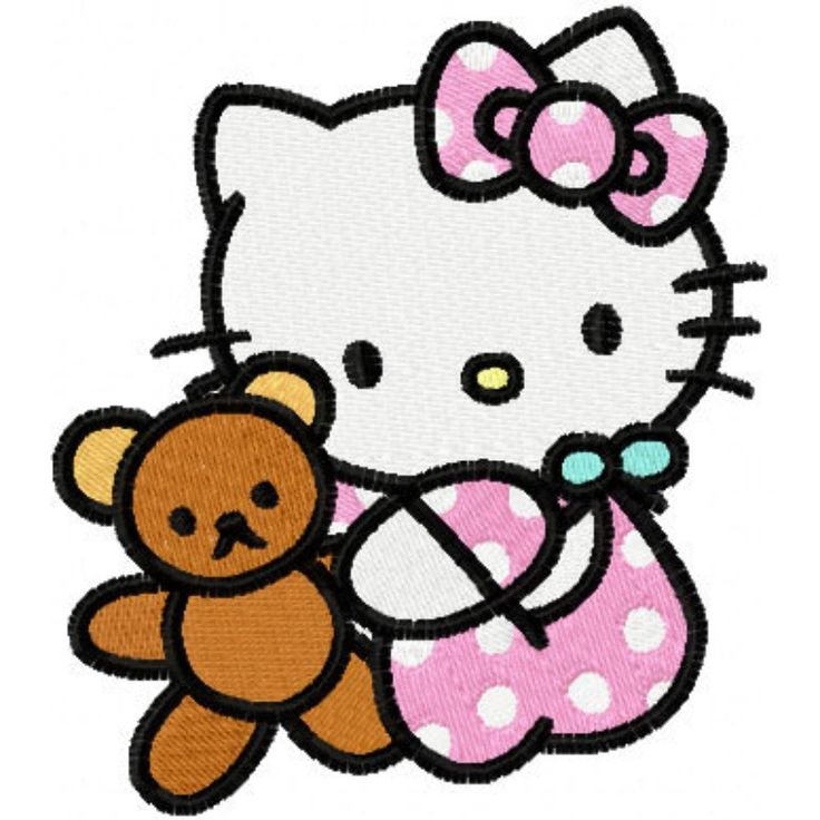 736x736 Collection Of Baby Hello Kitty Clipart High Quality, Free