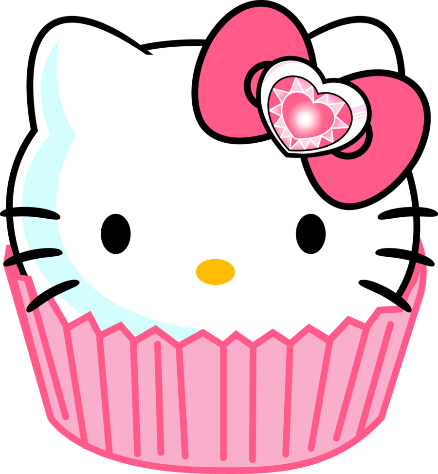 900x973 Hello Kitty Clip Art 4 Wikiclipart Png