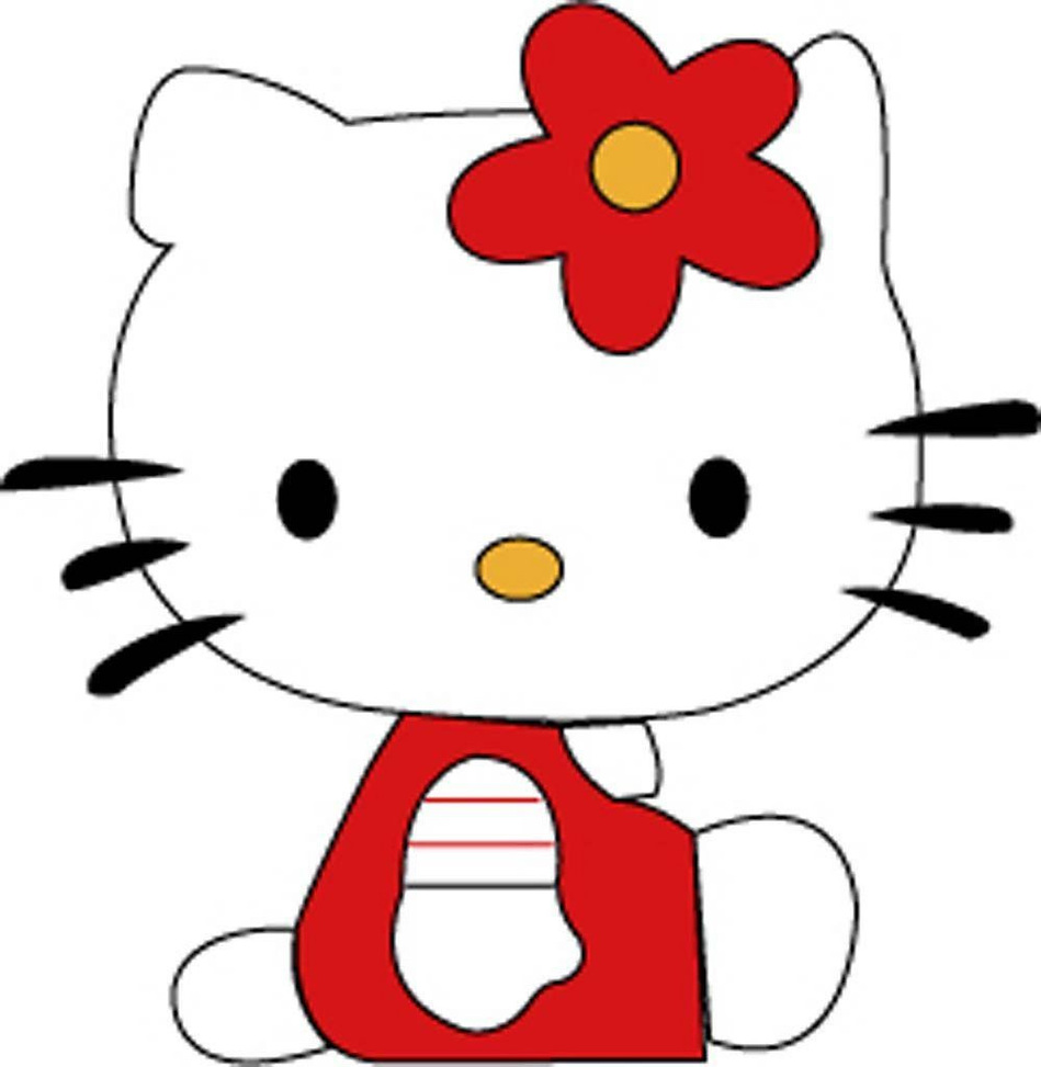 949x973 Hello Kitty Clip Art Clipart Collection