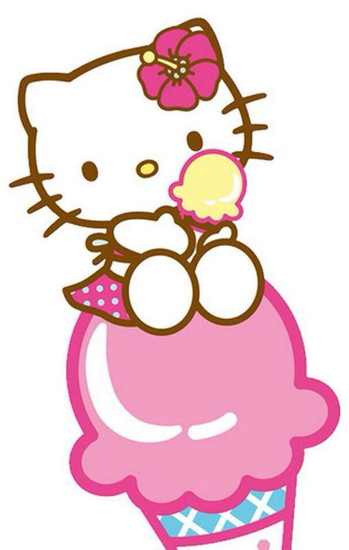 Hello Kitty Princess Clipart
