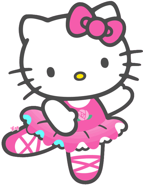 550x709 Hello Kitty Transparent Png Images