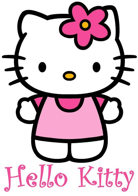 541x768 Kitty Cartoon Free Download Clip Art