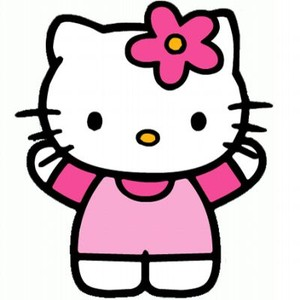 300x300 Cowgirl Clipart Hello Kitty 3196483