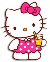 163x200 Hello Kitty Border Clipart