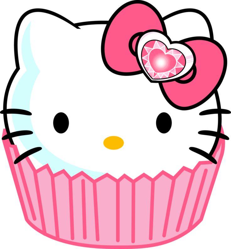 736x795 Hello Kitty Flower Clip Art