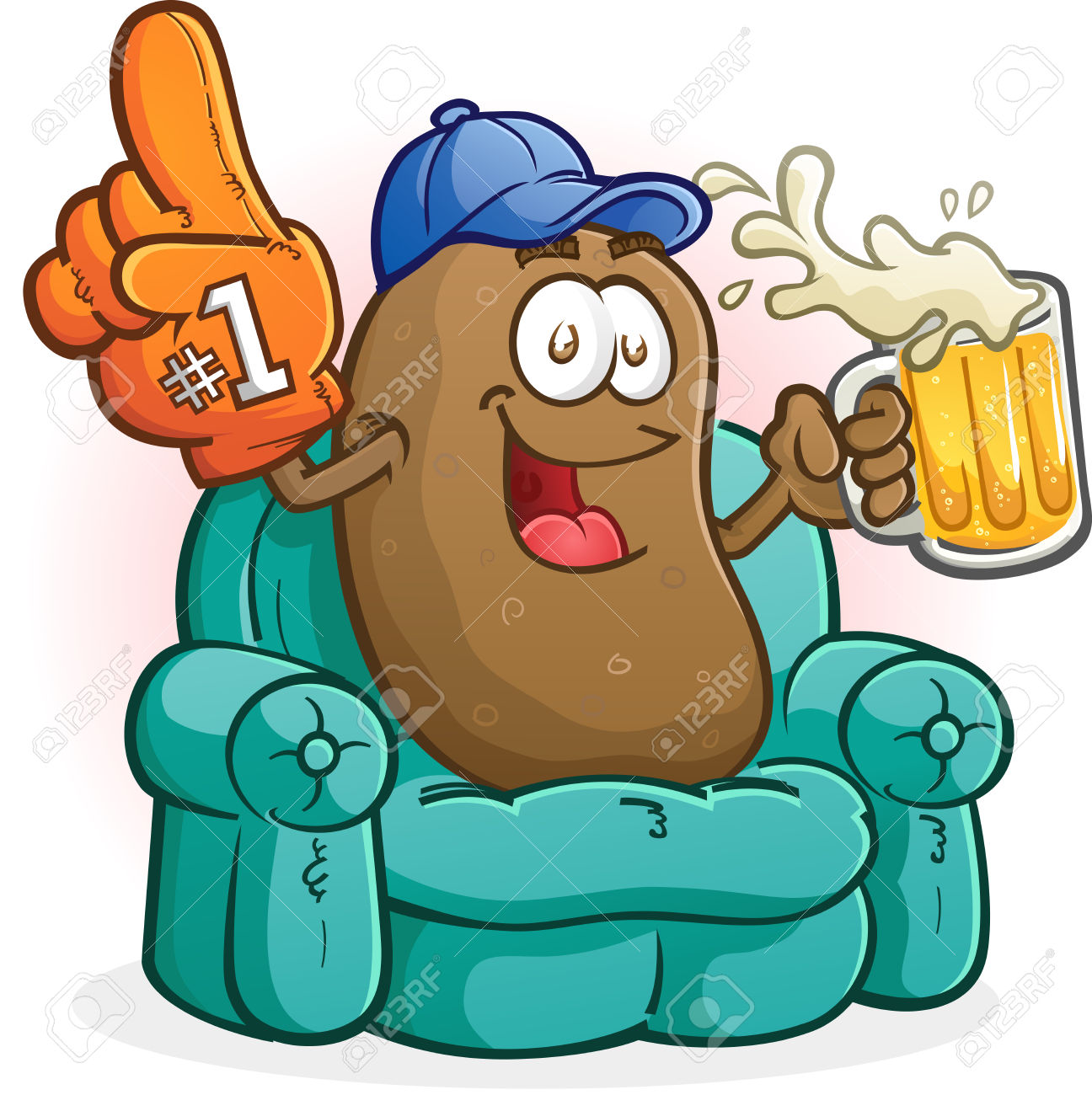 1296x1300 Thanksgiving Clipart Potato