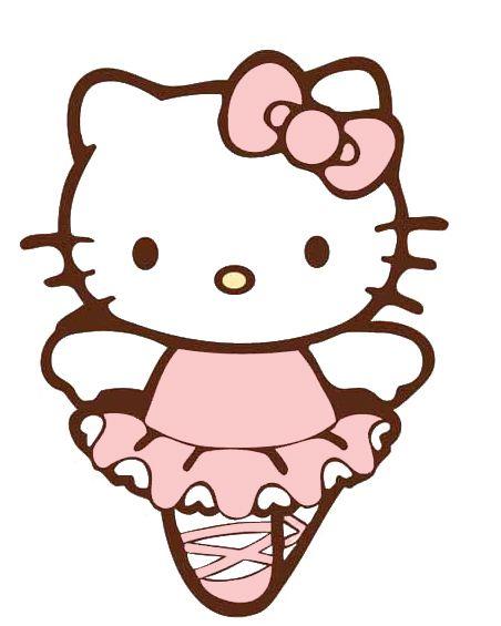 452x565 Bailarina. Hello Kitty Hello Kitty, Kitty