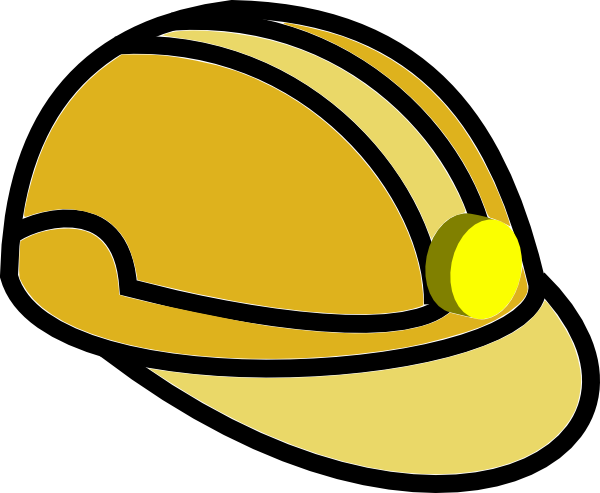 600x493 Helmet Clipart Miner Helmet Clip Art