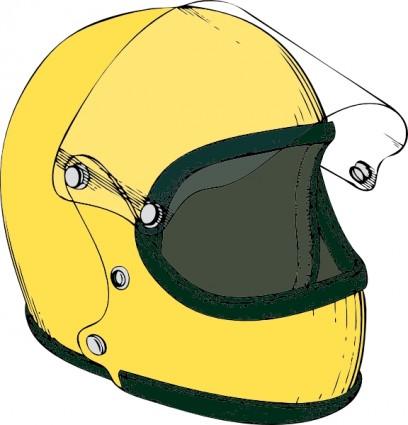 408x425 Crash Helmet Clip Art Vector Clip Art Free Vector Free Download
