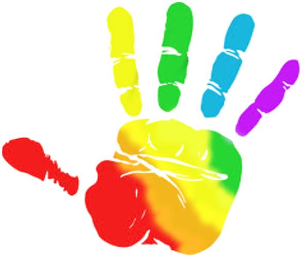 591x508 Colorfull Helping Hands Clipart Cliparts And Others Art