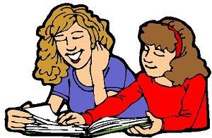300x196 Teacher Helping Student Clipart 101 Clip Art