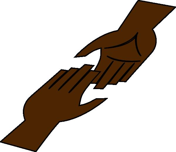 600x517 Helping Hands Clip Art