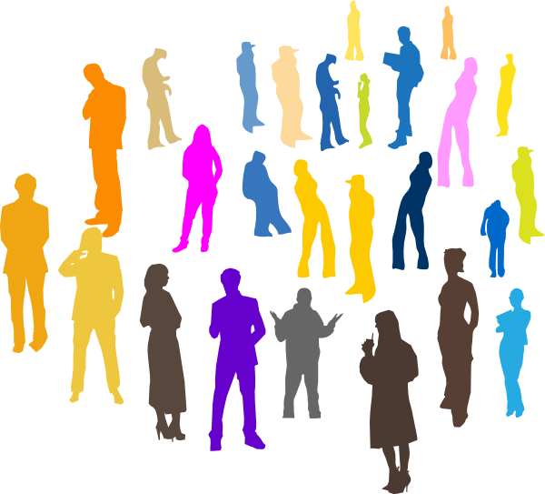 600x543 People Clipart Amp People Clip Art Images