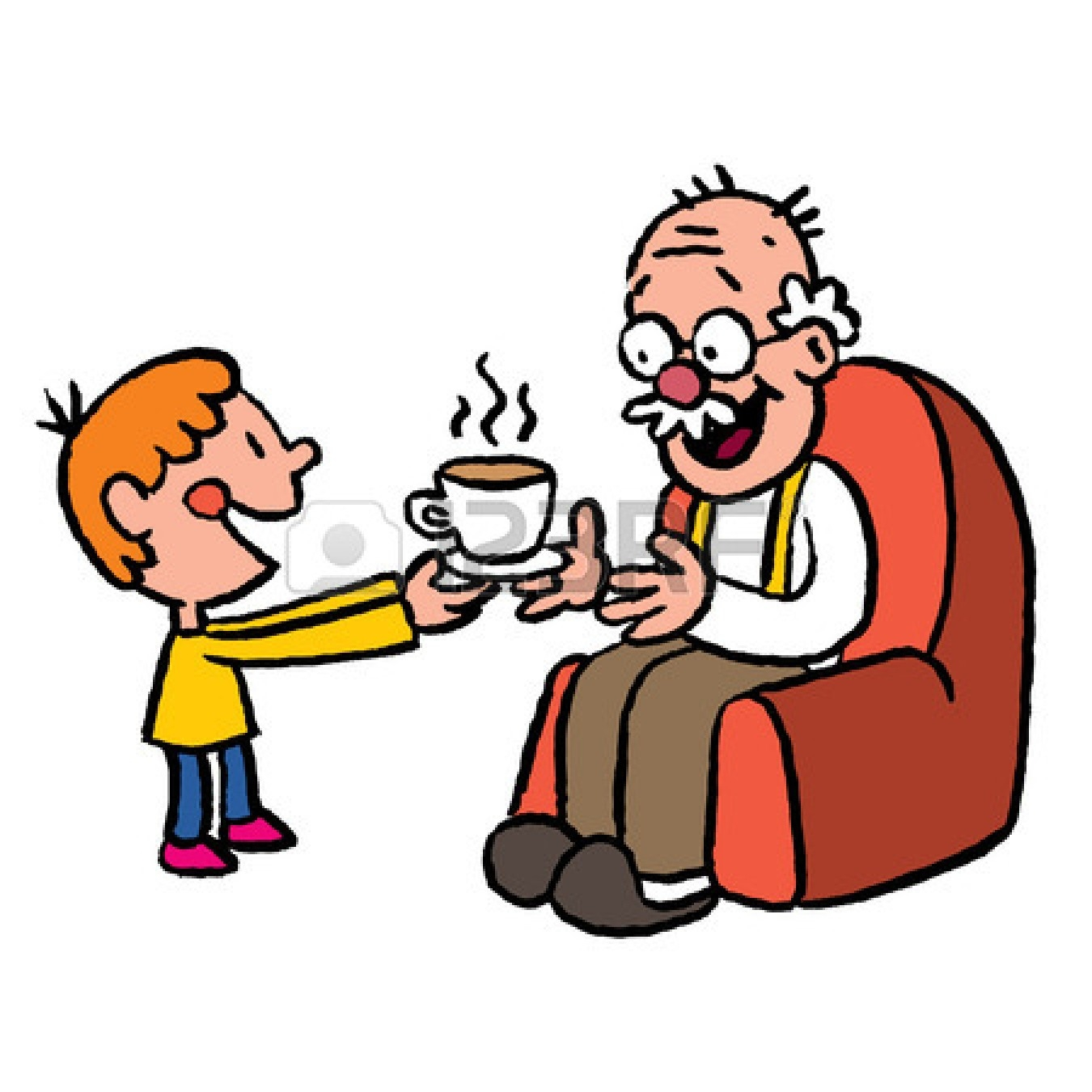1350x1350 Collection Of Kids Helping Elders Clipart High Quality, Free