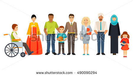 450x260 Society Clipart People Helping Person