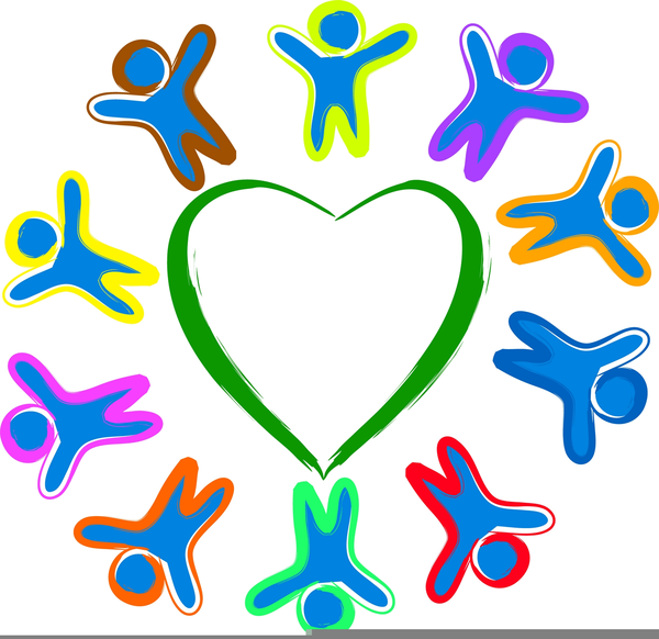 600x582 Clipart Of People Helping People Free Images