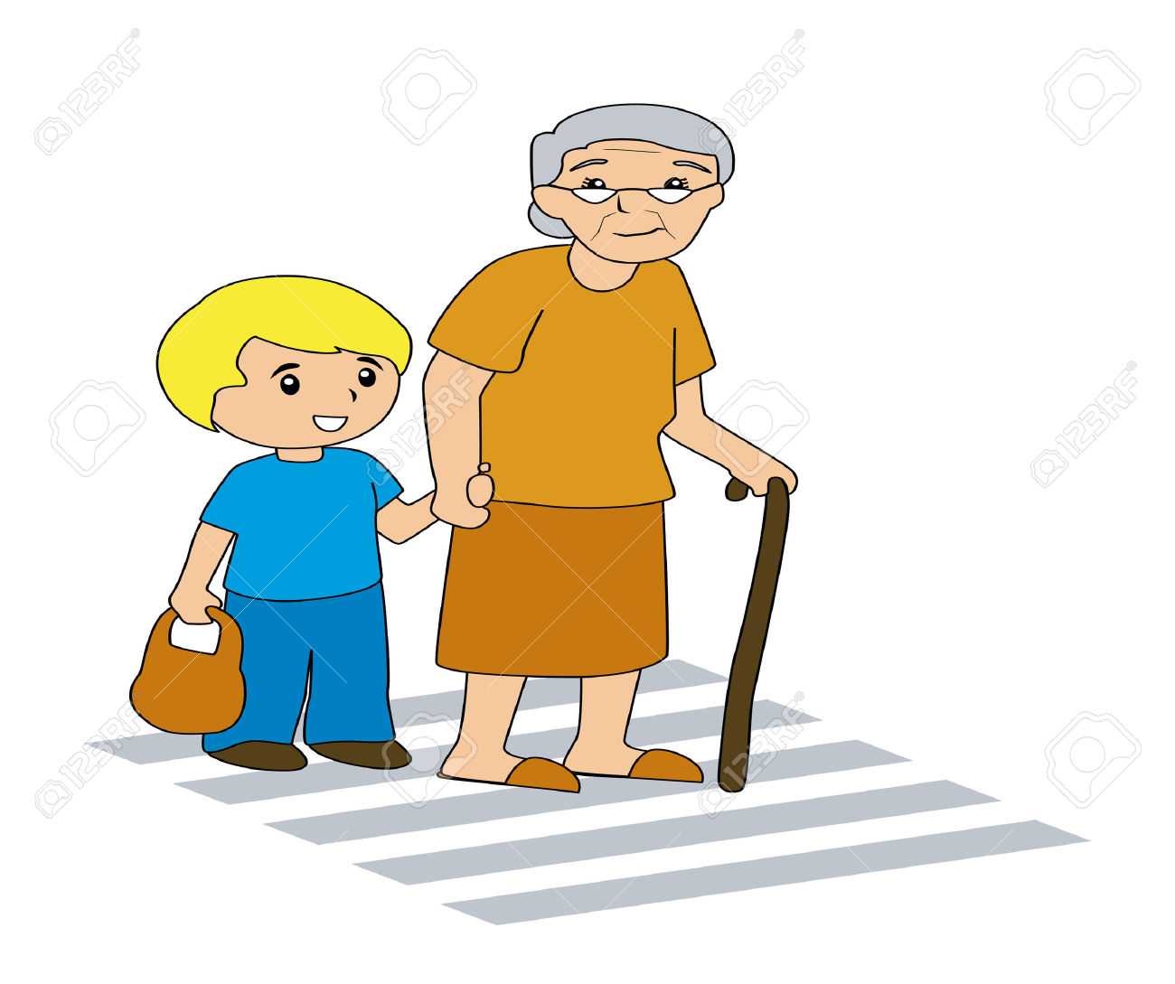 1300x1089 Collection Of Helping Elderly Clipart High Quality, Free