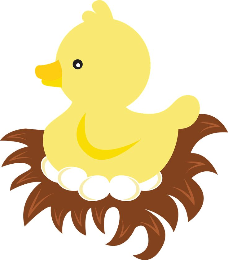 Hen And Chicks Clipart