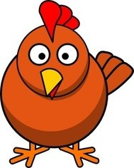 189x236 Chicken Wing Cartoon Clip Art Download 1,000 Clip Arts
