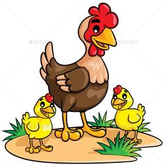 236x236 Cute Chicken Clipart Clipart 2 Other's Art Hens
