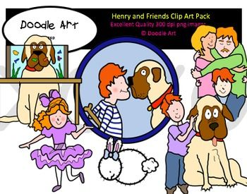 350x275 This Henry And Friends Clipart Collection Includes All The Images