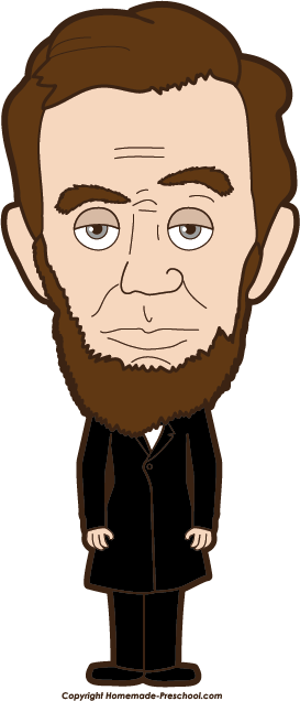 273x636 Lincoln clip art Lincoln and Hardin County, KY Pinterest