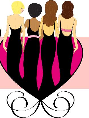 312x416 Girls Night Out Clip Art Amp Look At Girls Night Out Clip Art Clip