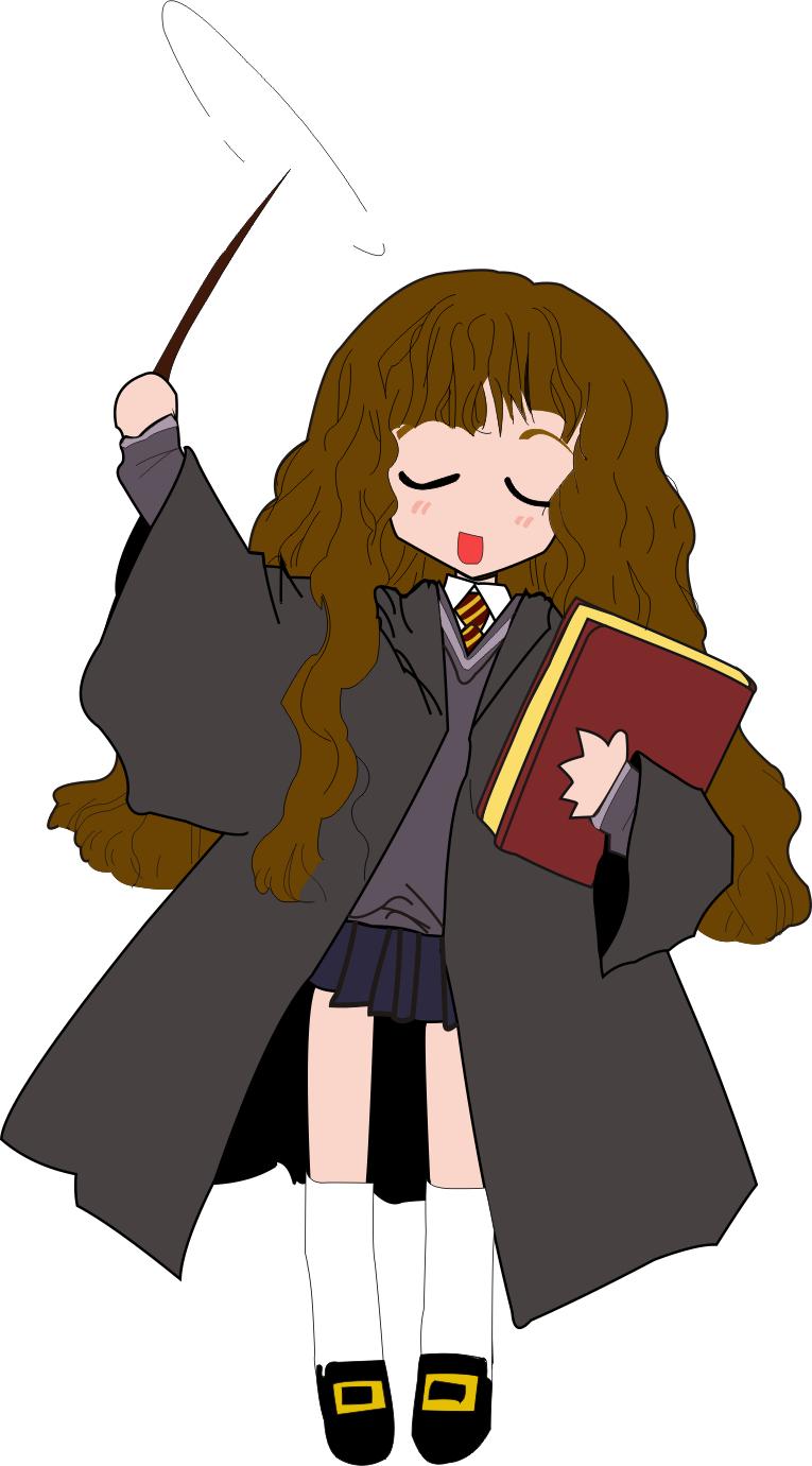 765x1381 Hermione Granger By Danieruhuli