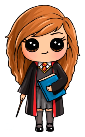 Hermione Granger Clipart At Getdrawings Free Download
