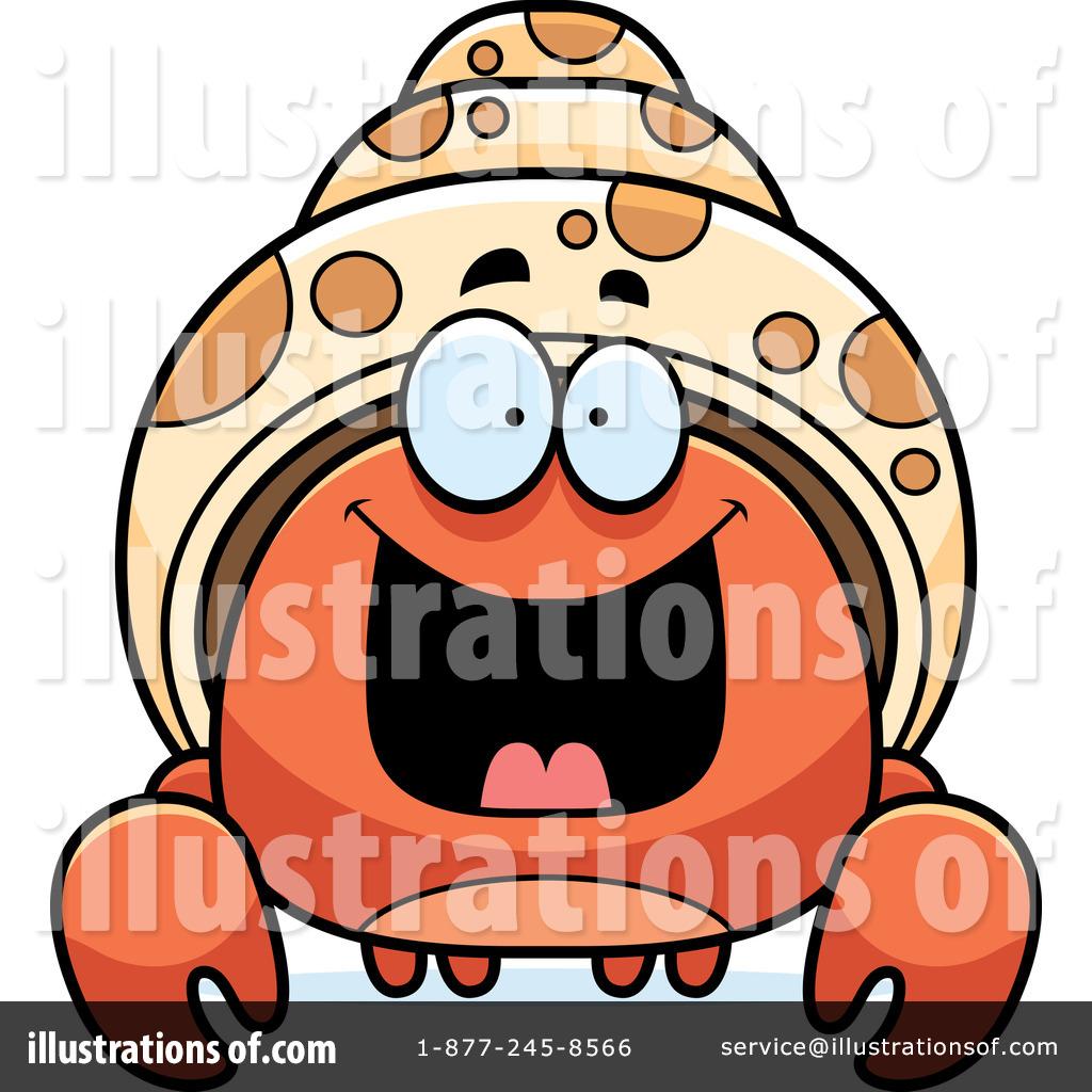 1024x1024 Hermit Crab Clipart