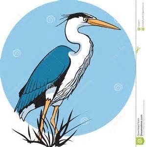 298x300 Blue Heron Clip Art