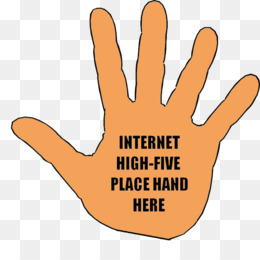 260x260 High Five Internet The Super Dog Email Clip Art