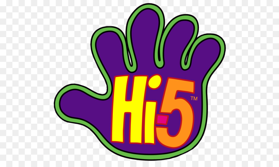 900x540 High Five Logo Television Show Clip Art