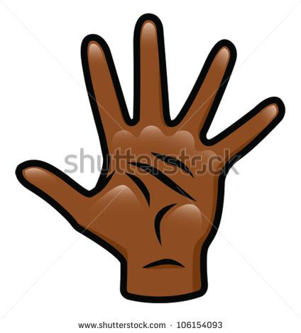 424x470 Best Picture Of A Cartoon Hand