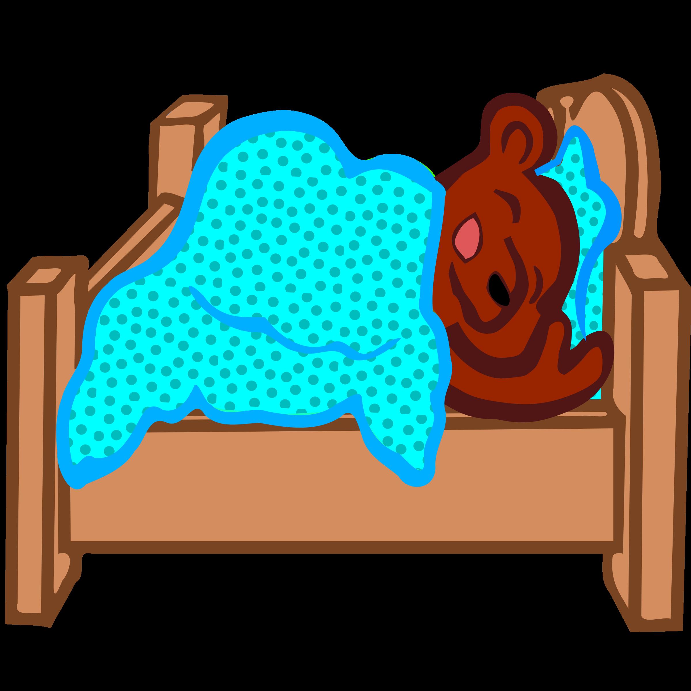 2400x2400 Hibernating Bear