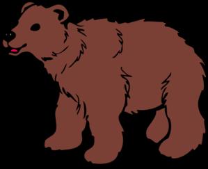 299x243 Bear Clip Art