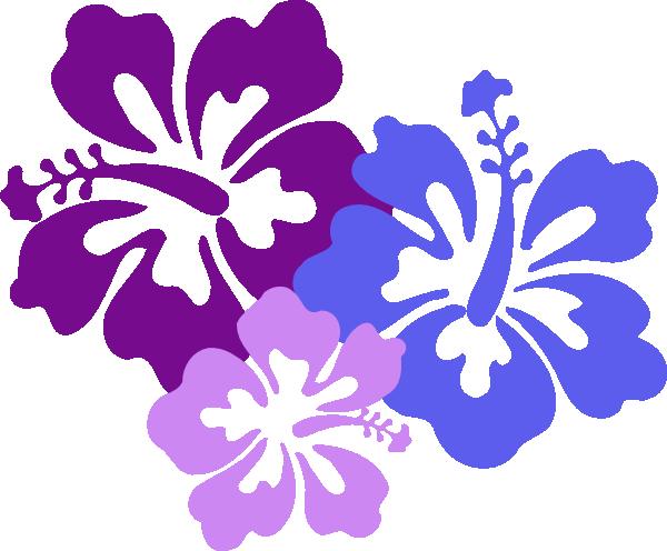 600x496 Hawaiian Flower Clip Art Borders Free Clipart Images 6