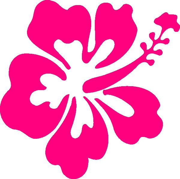 600x596 Hibiscus Clip Art